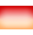 Beige Red Gradient Background vector image