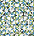 geometric colorful abstract seamless pattern worn vector image vector image