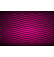 Geometric polygons background abstract pink vector image
