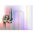 gay wedding vector image vector image