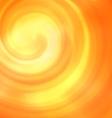 Orange Light Abstract BackgroundSunny Wallpaper vector image