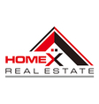 Real estate Home Card Construction vector image