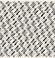 Repeating rectangle shape halftone seamless vector image