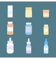 Set of meds icons Medicine vector image