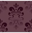 seamless vinous pattern vector image vector image