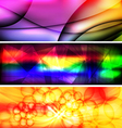 Abstract background banner 1 vector image