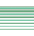 Green White Stripes Background vector image