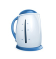 Electric kettle icon vector image vector image