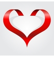 Abstract heart symbol vector image