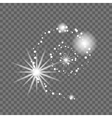Milky Way Galaxy abstract vector image