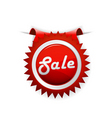 sale tag vector image