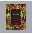 Invitation Wedding Baby Shower Card vector image vector image