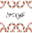hand drawn abstract christmas greeting save vector image