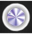control button vector image