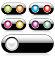 web buttons for website or app vector image vector image