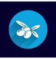 Olives Logo design template icon symbol vector image