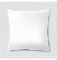 pillow vector image