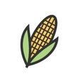 Corn vector image