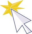 Mouse Pointer vector image