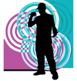 Artists of hip hop vector image vector image