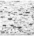 Brickwall Decorative Texture vector image