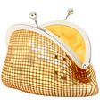 small purse vector image vector image