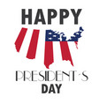 president day vector image