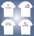 Chonnabot Thaisilk Tshirt Design V2 vector image
