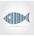 Abstract fish2 vector image vector image