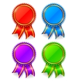 Award Medals vector image