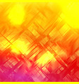 vivid abstract glitch background for design vector image