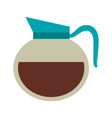 coffee beverage icon image vector image