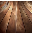 Laminate wood texture EPS 10 vector image vector image