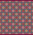 seamless octagon pattern islamic style vector image