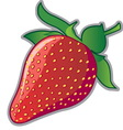 strawberry3 vector image