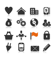 Icon for web6 vector image