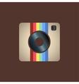 instagram icon vector image