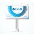 Billboard Concept vector image