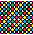 Seamless background with squares 1 vector image vector image
