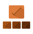 icon pickaxe vector image
