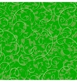 Seamless abstract liana twisted tendril background vector image vector image