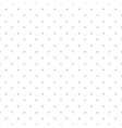 Thin beige polkadot seamless pattern vector image