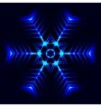 Abstract cosmic star vector image
