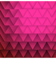 Texture of triangles vector image