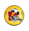 Football - Soccer vector image