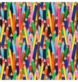 Seamless pattern with clorful or multicolor vector image