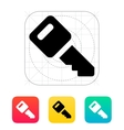 Car key icon vector image