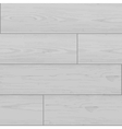 Seamless wooden texture background of old white vector image
