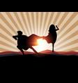 superhero business man concept vector image