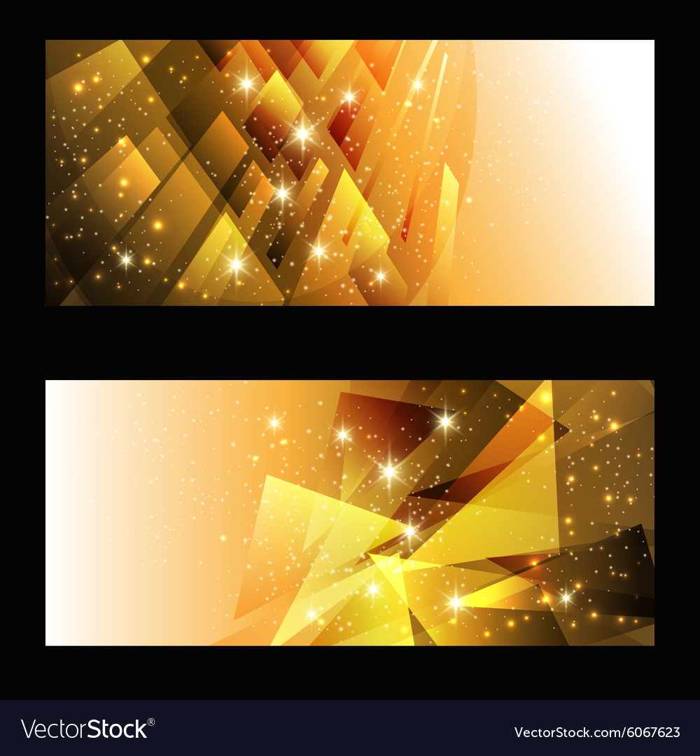 Abstract brochures vector